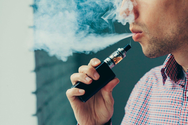 Cigarette électronique : qu'est-ce qu'un switch ?